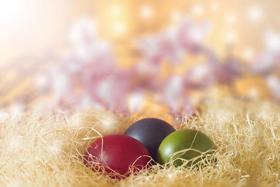 Per una Pasqua piena di dolcezza attraverso i nostri prodotti !